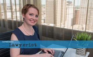 Cari Twitchell Writing For Lawyerist