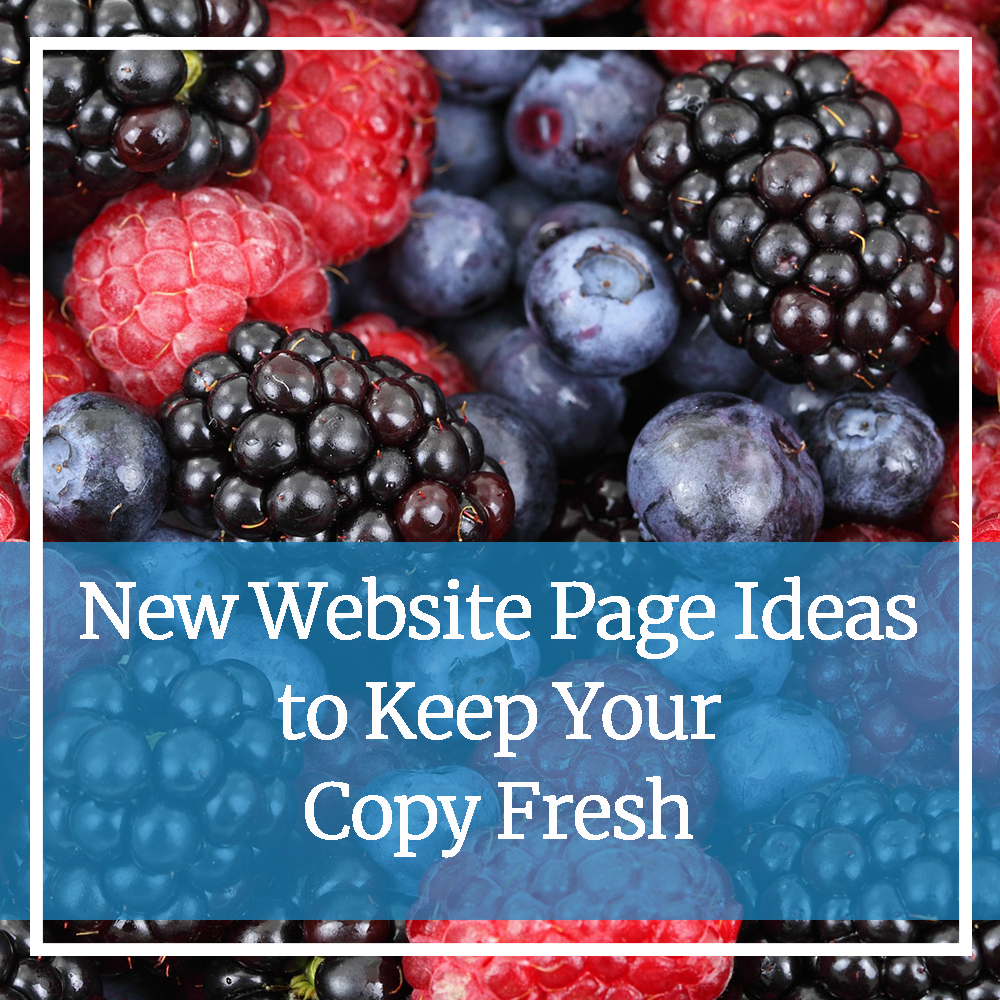 bright colored raspberries, blueberries and blackberries mixed together